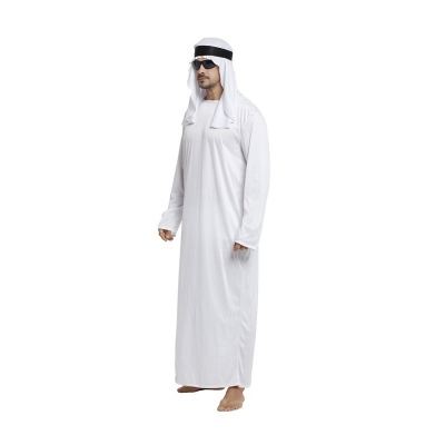 Performing adult Arabian princess Costume costumes Halloween costumes Cosplay Male