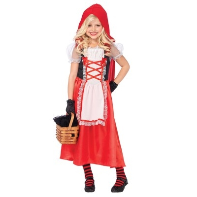 Halloween Children's Cosplay Little Red Riding Hood Costume Children's Day Stage Performance